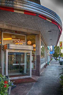 Wall Art - Photograph - Can Can Brasserie by Cliff Middlebrook