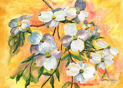 Painting - Can You Feel The Spring? by Melly Terpening