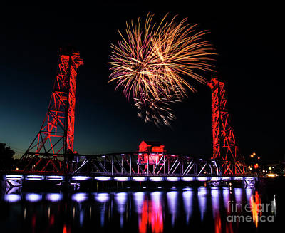 Photograph - Canada Day 2016 by JT Lewis