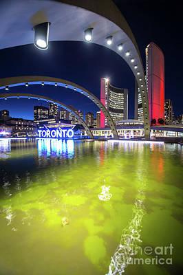Photograph - Canada150 Toronto  by Mariusz Czajkowski