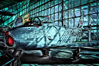 Grateful Dead - Canadair CL-13B Sabre MK. 6  by David Patterson