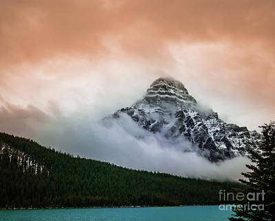 Photograph - Canadia Rockies Alberta Canada #2 by Blake Webster