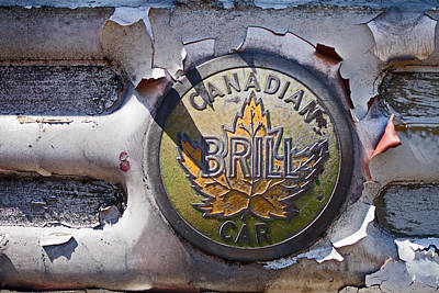 Photograph - Canadian Brill Car by Michael Porchik
