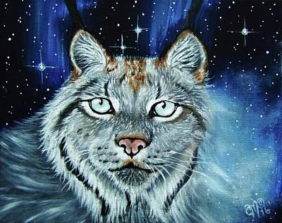 Canadian Lynx Spirit Original