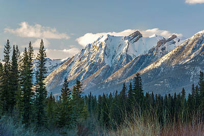 Photograph - Canadian Rockies by Martin Capek
