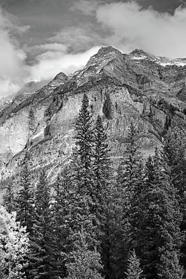 Photograph - Canadian Rockies No. 2-2 by Sandy Taylor