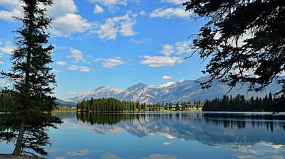 Photograph - Canadian Rockies No. 4-1 by Sandy Taylor
