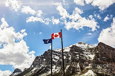 Photograph - Canadian Rockies by Scott Pellegrin