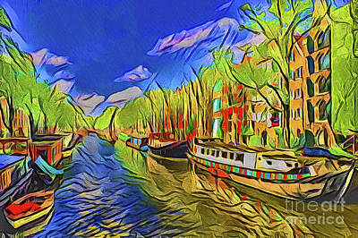 - Canal 21118 by Ray Shrewsberry