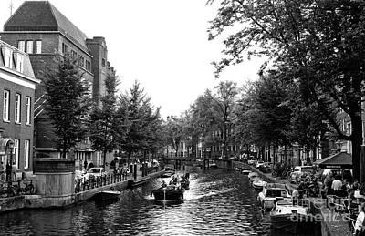 Photograph - Canal Cruising 2014  by John Rizzuto