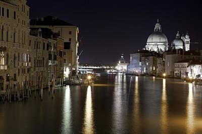 Palace Photograph - Canal Grande - Venice by Joana Kruse