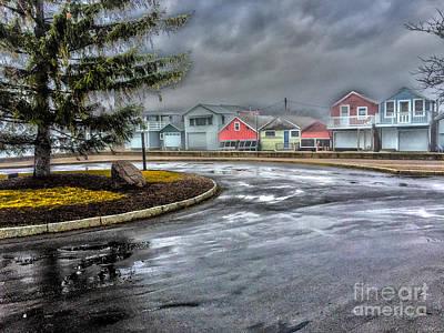 Photograph - Canandaigua City Pier by William Norton