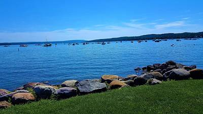 Photograph - Canandaigua Lake  by Rob Hans