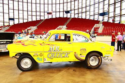 Canary Mr Quick Original by Linda Ritlinger