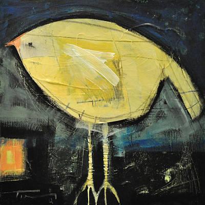 Canary Art Print by Tim Nyberg