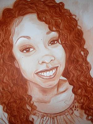 Painting - Candace by Jenny Pickens