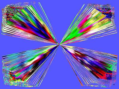 Digital Art - Candid Color 14 by Will Borden