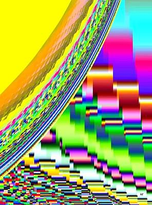 Digital Art - Candid Color 6 by Will Borden