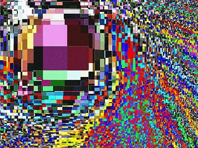 Digital Art - Candid Color 7 by Will Borden
