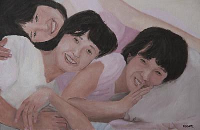 Painting - Candies by Masami Iida