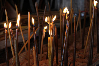 Soap Suds - Candles by Munir Alawi