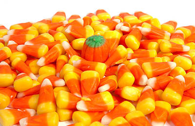 Photograph - Candy Corn by Scott Sanders
