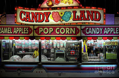 Photograph - Candy Land by M G Whittingham