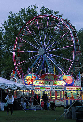 Photograph - Candy Land by Susan Hendrich