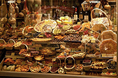 Photograph - Candy Store In Germany by Tatiana Travelways