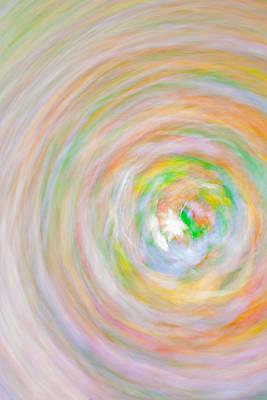 Candy Swirl Art Print by Claus Siebenhaar