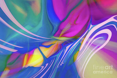 Photograph - Candy Twist by Patti Schulze
