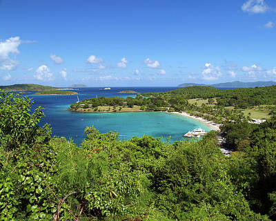 Photograph - Caneel Bay 1 by Pauline Walsh Jacobson