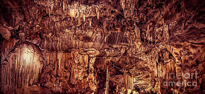 Photograph - Cango Caves Of South Africa by Anna Om