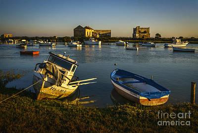 Photograph - Canho Del Trocadero Puerto Real Cadiz Spain by Pablo Avanzini