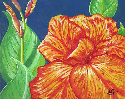 Canna Flower Original
