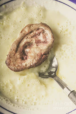 Biting Photograph - Cannibal Custard by Jorgo Photography - Wall Art Gallery