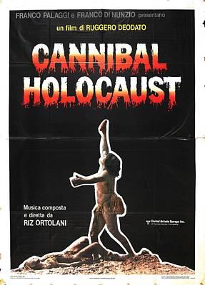 Mystery Digital Art - Cannibal Holocaust by Fine Artist