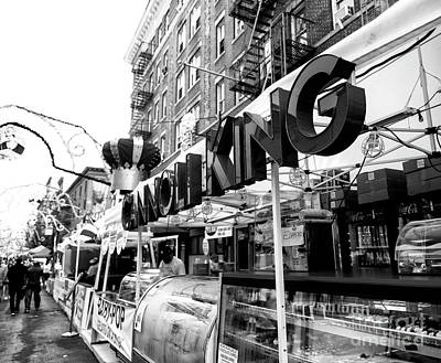 Photograph - Cannoli King by John Rizzuto