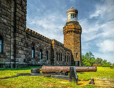 Photograph - Cannon At Navesink by Nick Zelinsky