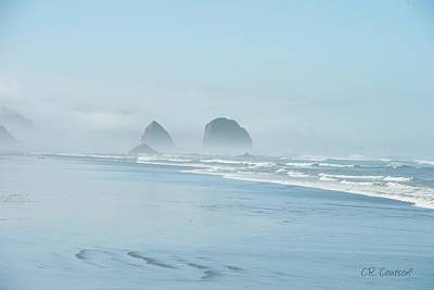 Photograph - Cannon Beach by CR Courson