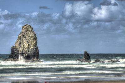 Photograph - Cannon Beach  by Don Wolf