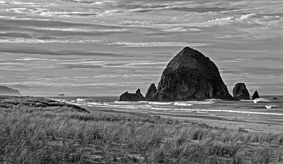 Photograph - Cannon Beach by Inge Riis McDonald