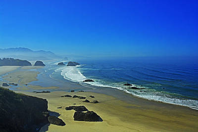 Photograph - Cannon Beach by Jack Moskovita