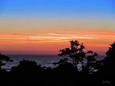 Photograph - Cannon Beach Last Light by Susan Molnar
