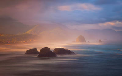 Photograph - Cannon Beach Light by Darren White