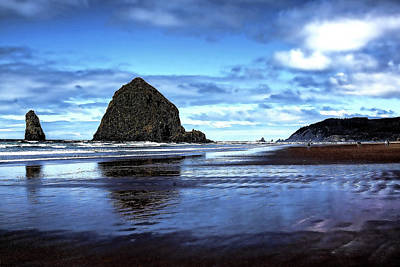 Cannon Beach Oregon II Art Print