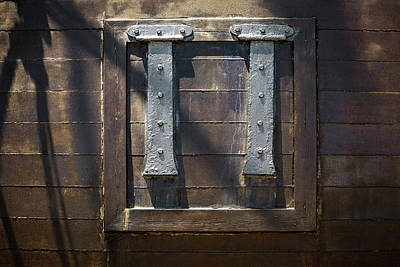 Photograph - Cannon Door by Dale Kincaid