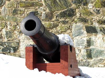 Cannon Original by Frederick Holiday