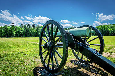 Photograph - Cannon by James L Bartlett