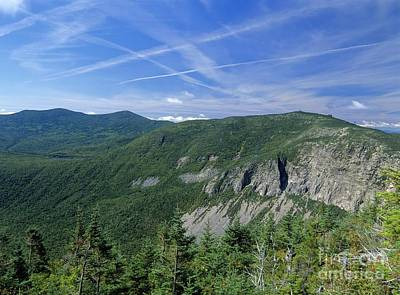 Cannon Mountain - White Mountains New Hampshire Usa Art Print